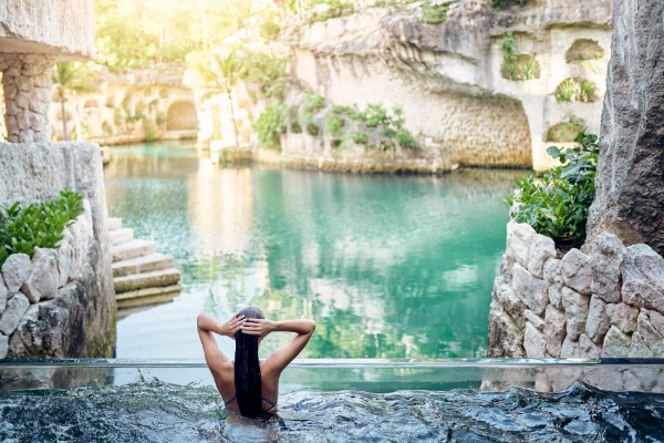 Dive Into Wellness At Hotel Xcaret Arte