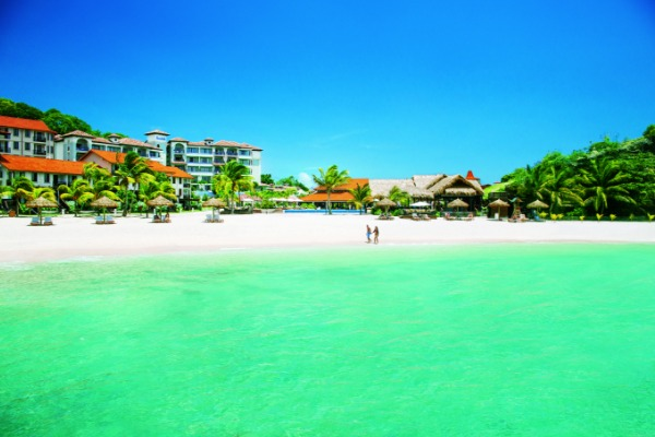 Sizzling Savings From Sandals, Beaches In October