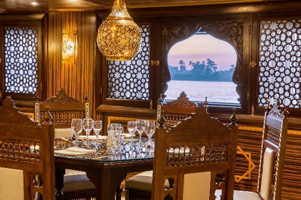 Uniworld's New 'Super Ship' Debuts In Egypt